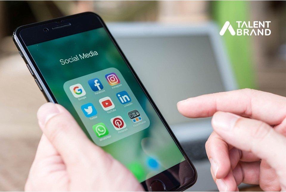 Employer branding qua social media