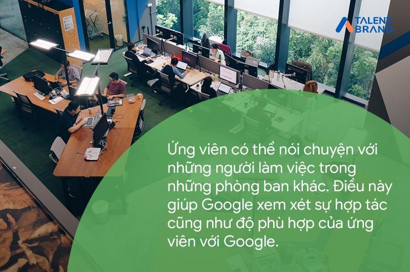 Employer Branding at Google