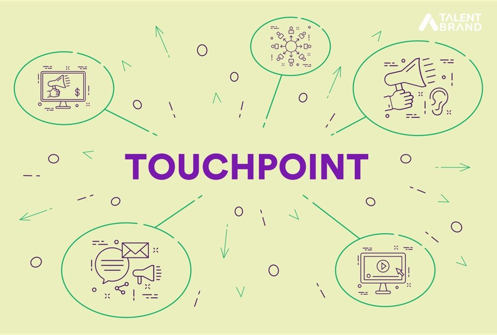 Touchpoints trong employer branding