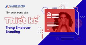thiết kế trong Employer Branding
