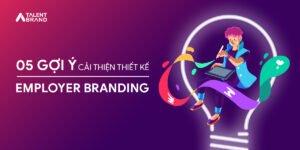 thiết kế Employer Branding