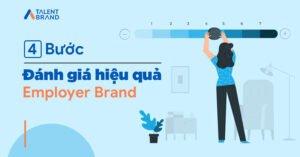 đánh giá hiệu quả Employer Branding